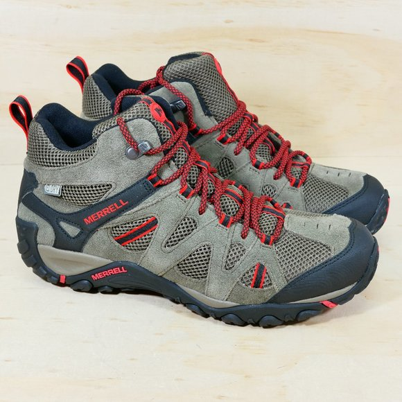 Deverta Mid Waterproof Hiking Boots